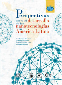 POrtada de libro Perspectivas de Nanotec en américa Latina
