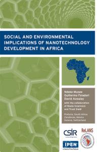 LIbro Nanotecnología África